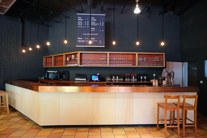 Le Grand T - Hall - Bar
