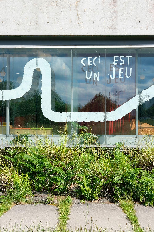 Le Grand T - Quartier - Fred Fivaz et Bonnefrite - Peinture