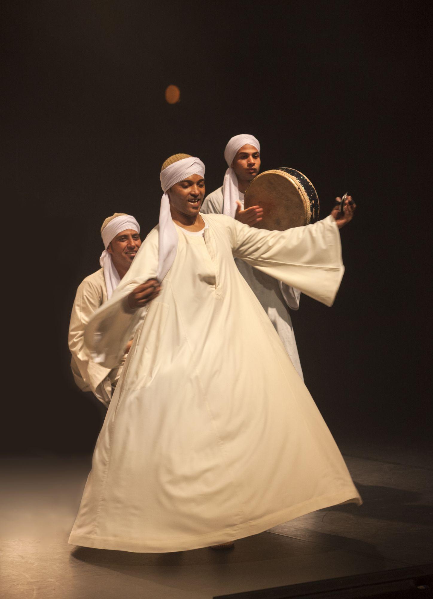 Dans le cercle des hommes du Nil ©DR