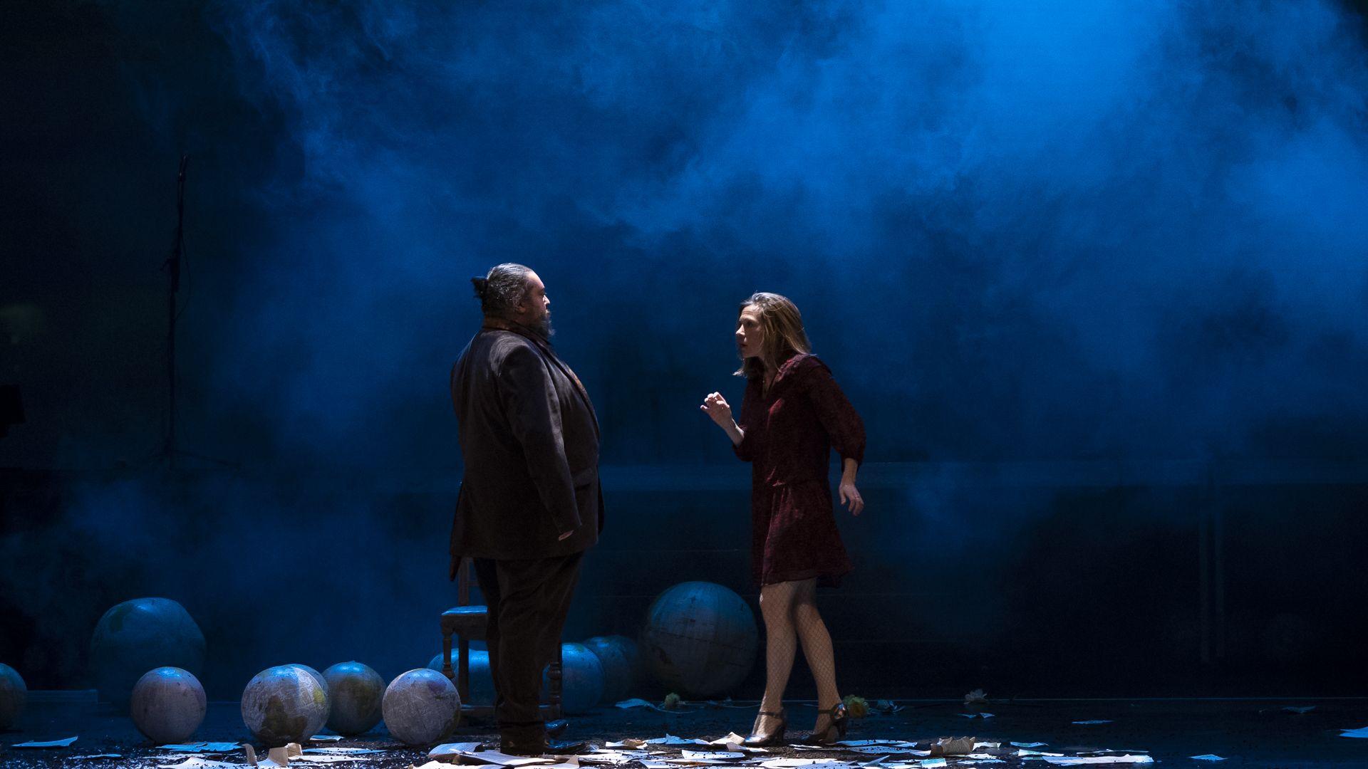 Le Maître et Marguerite ©Victor Drapeau