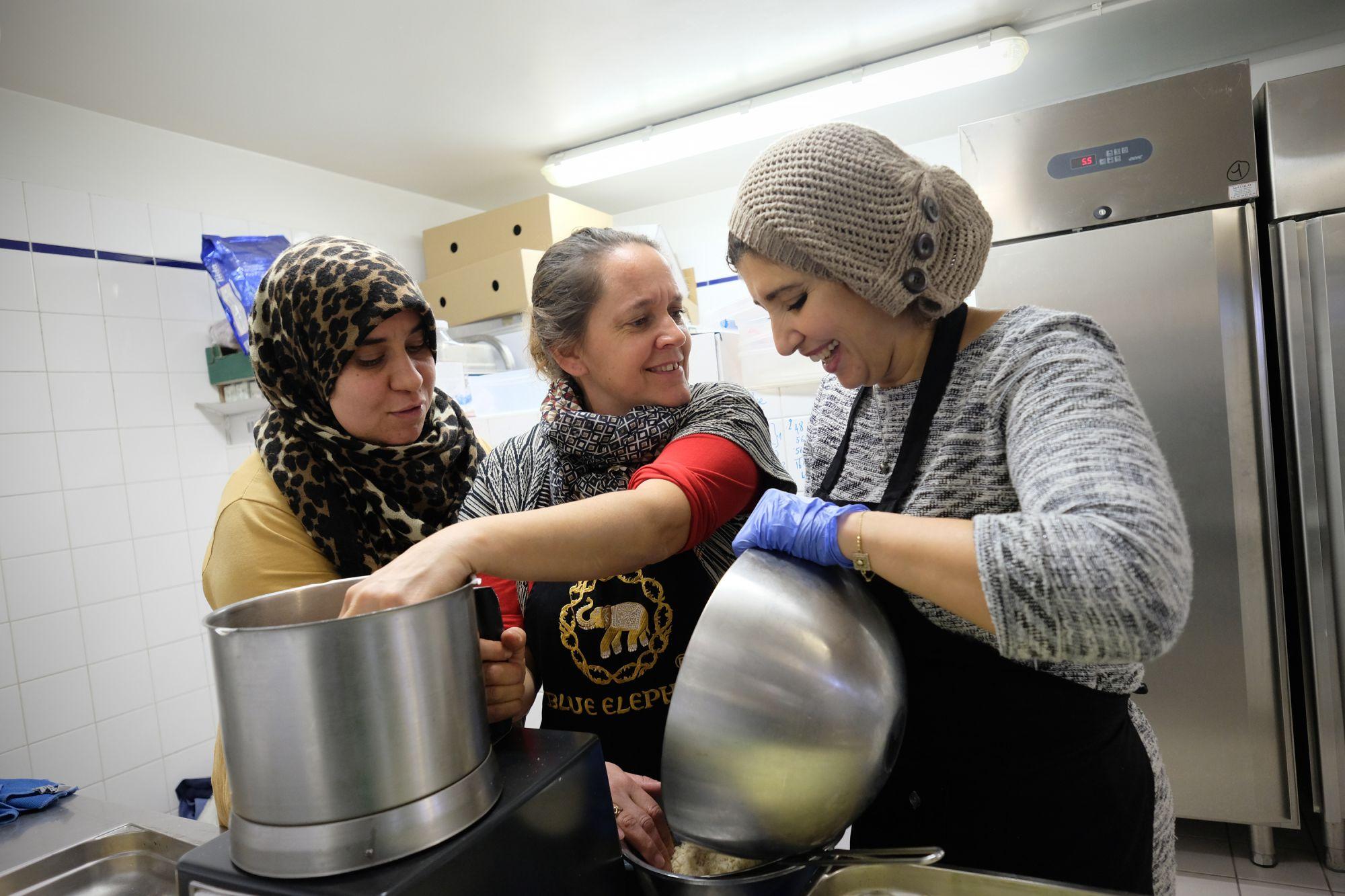 Le Grand T - Resto - Cuisine égyptienne