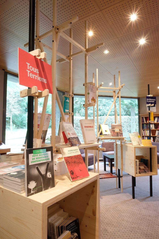 Le Grand T - Librairie - Ecologie