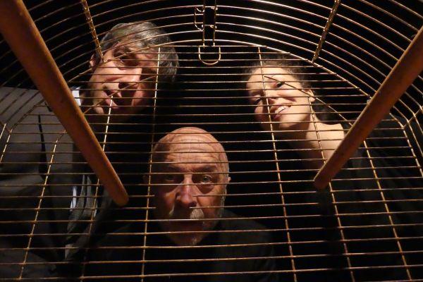 Catastrophe - Fragment de théâtre, Acte sans paroles