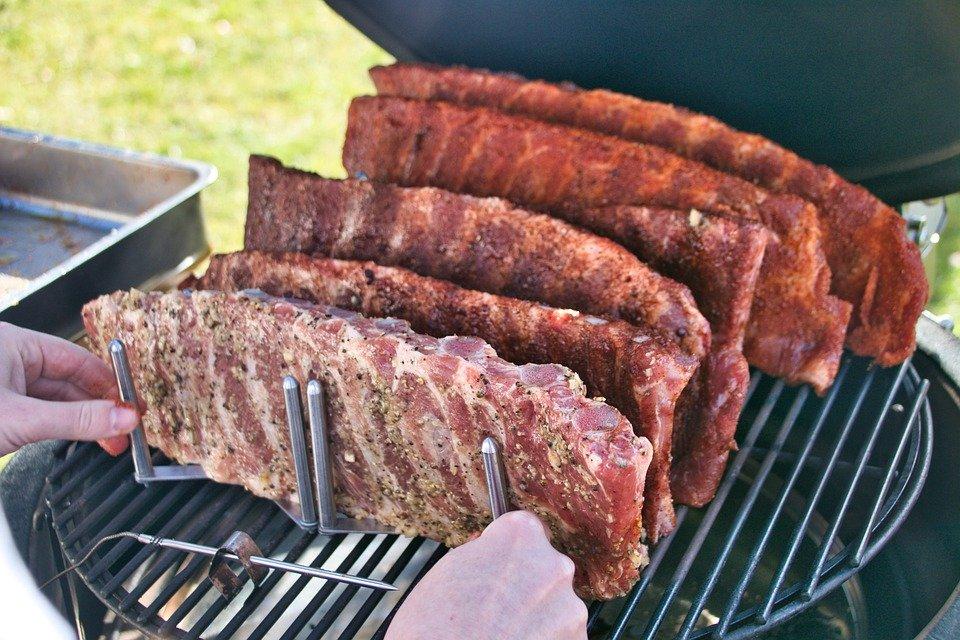 Côte de bœuf barbecue