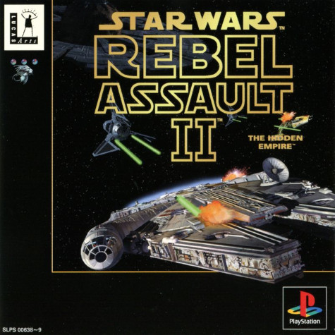 Star Wars Rebel Assault II The Hidden Empire