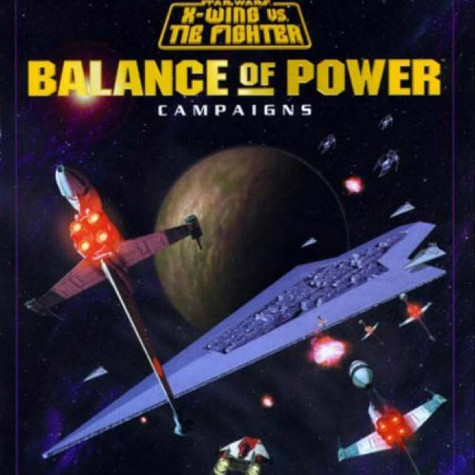 Star Wars X-Wing vs TIE Fighter Balance of Power Campaigns