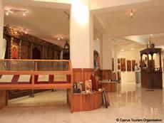 Arsinoe Byzantine Museum - Peristerona - Paphos