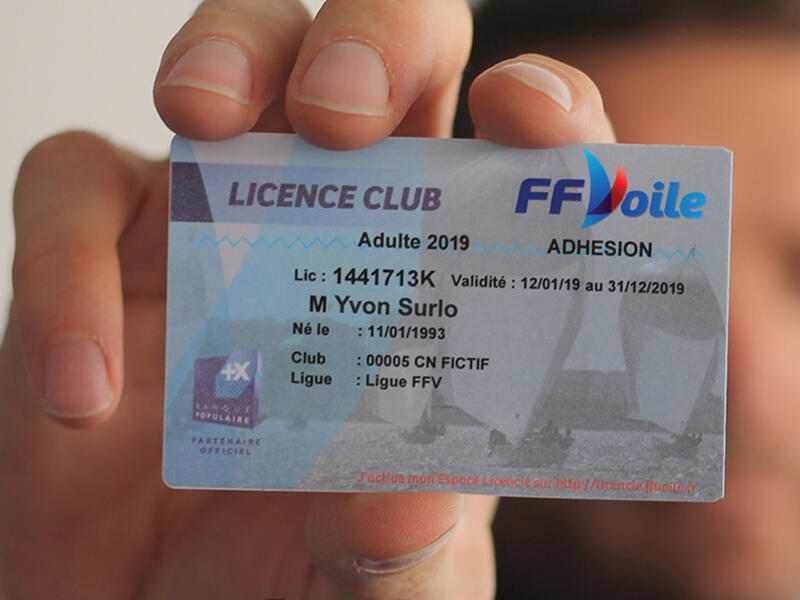 Licence FFVoile