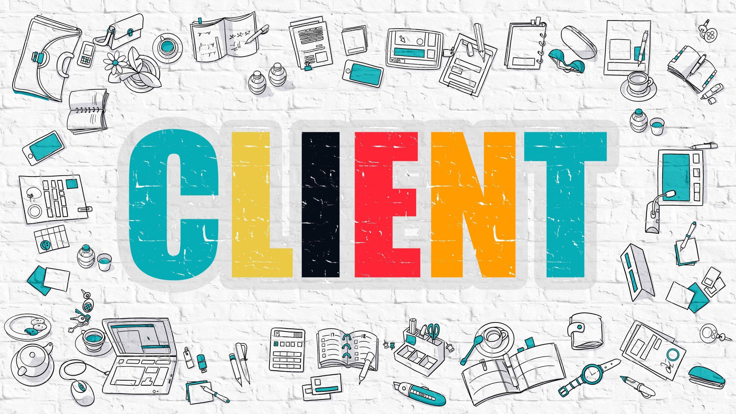 Le client: la raison d'être d'une entreprise