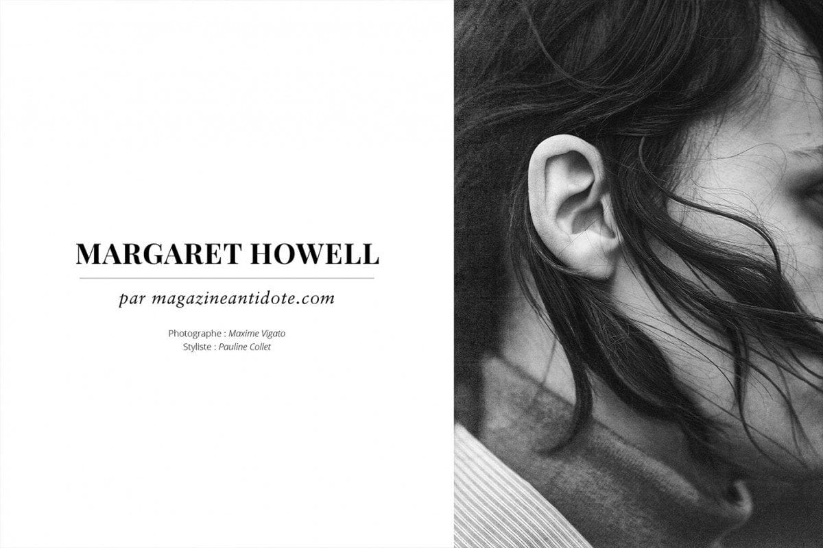 Série Mode : Margaret Howell Vu Par Antidote