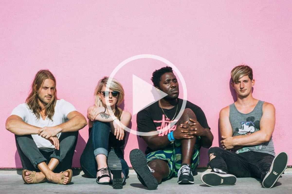 La Playlist « Keep The Faith » De Bloc Party