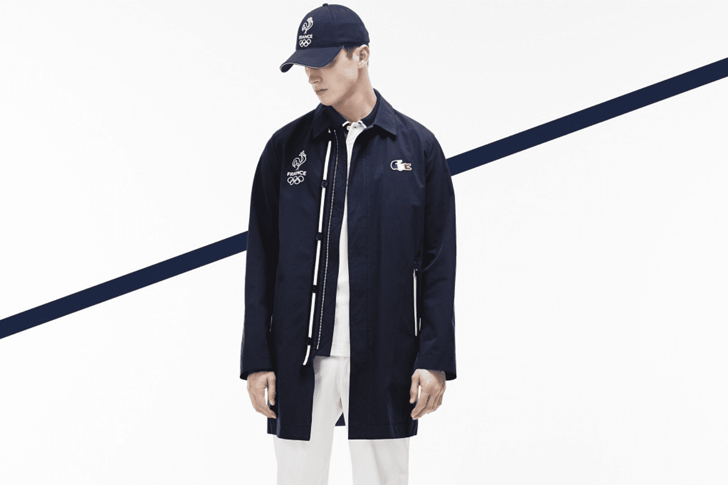 b669288743 Lacoste Jeux Olympiques Rio 2016 Antidote