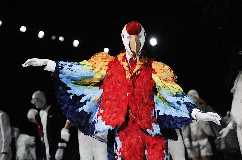 Qui Est Stephen Jones, Le Chapelier De Galliano, Thom Browne Et Rihanna ?