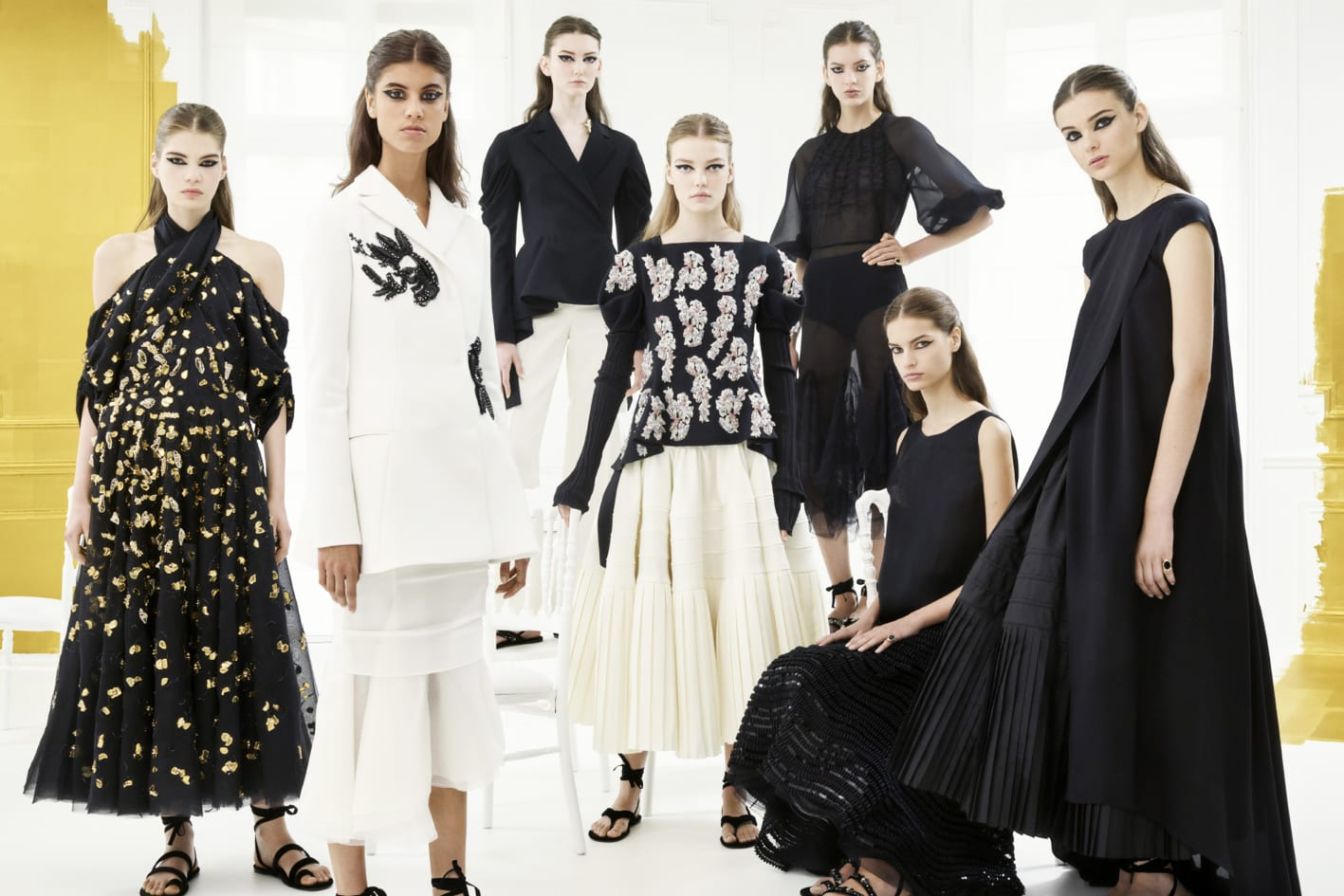 Paris Haute Couture FW16 : Dior's Real World Appeal