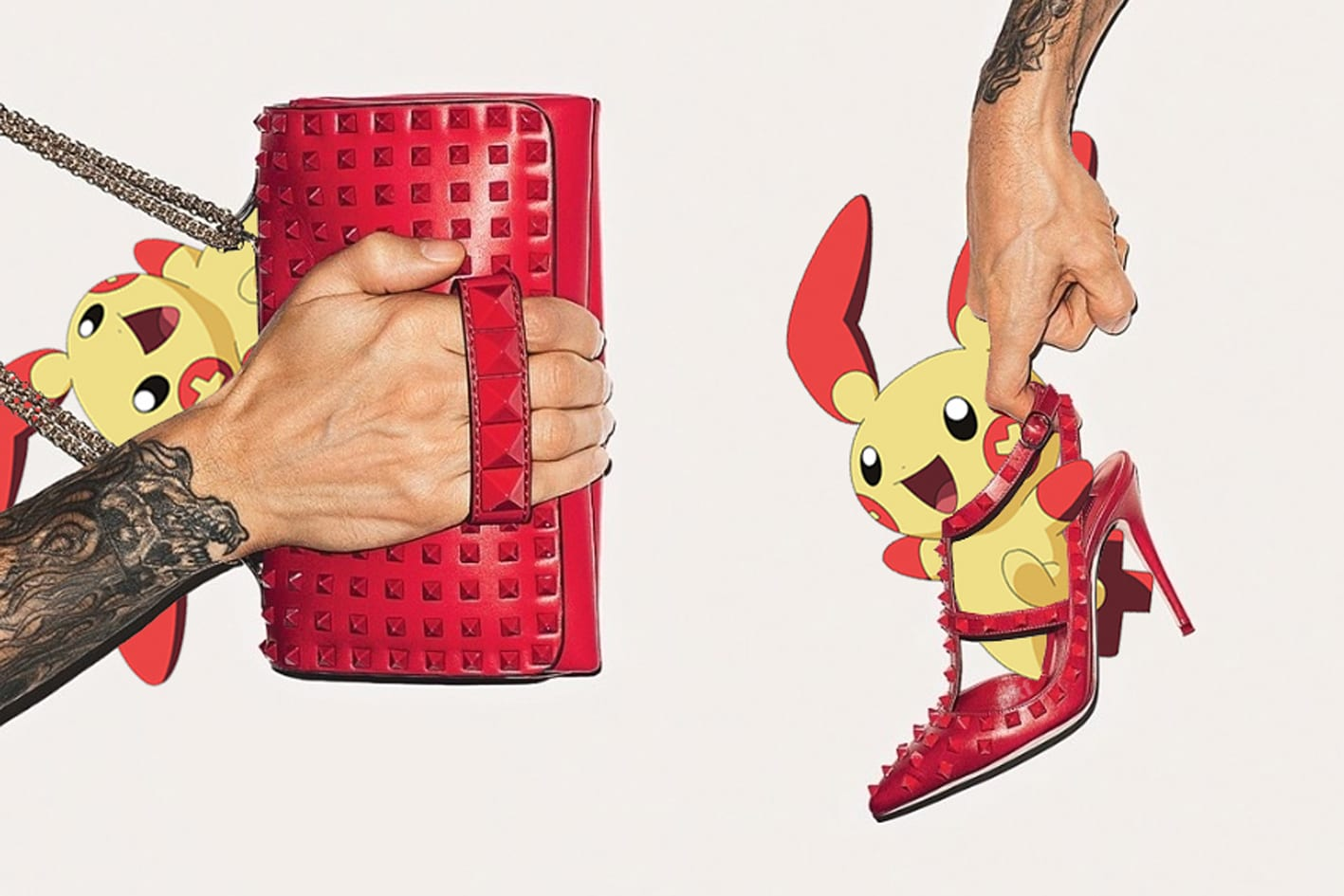 Pokemon Go Fashion Valentino Antidote