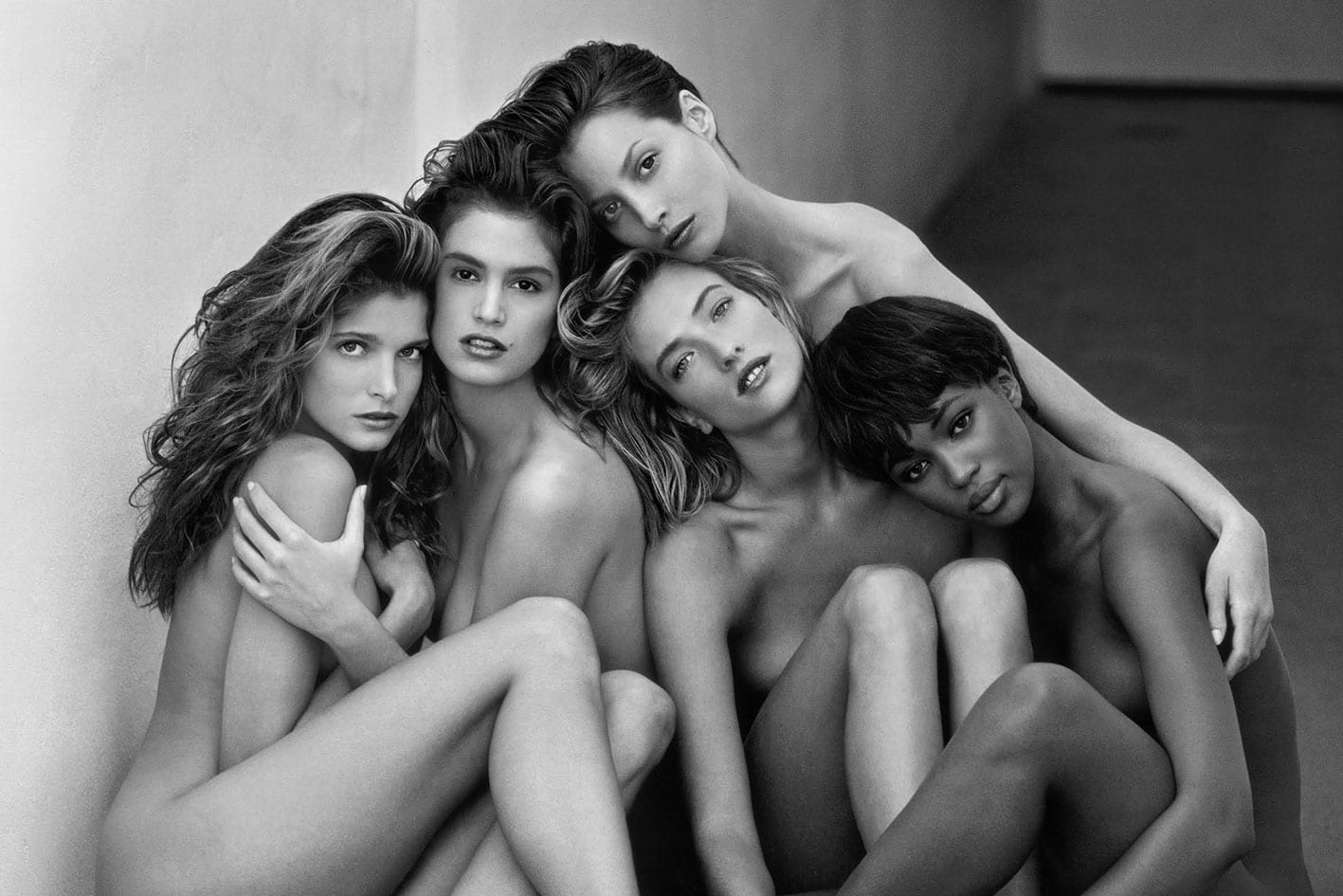 Herb Ritts Exposition Maison Europeenne Photographie Antidote