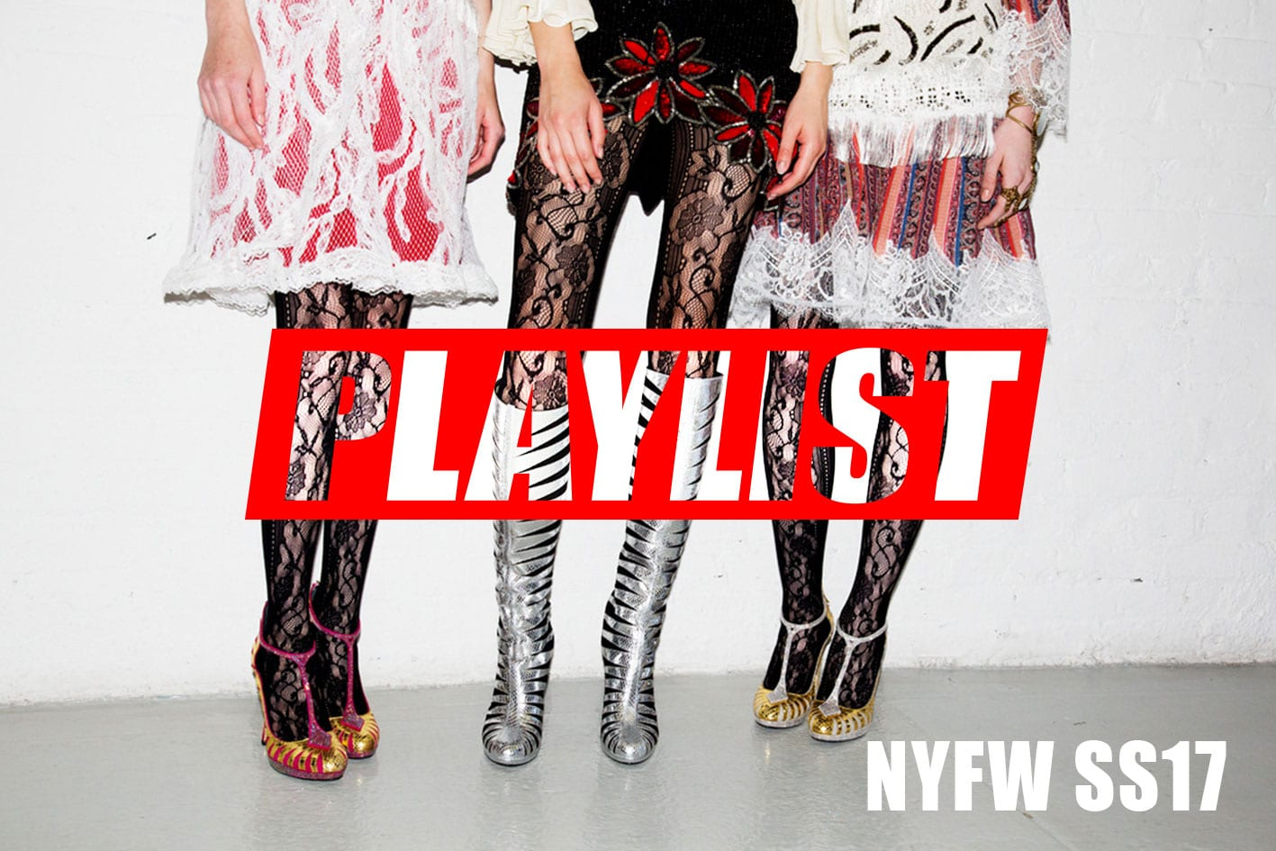 La Playlist De La Fashion Week De New York SS17