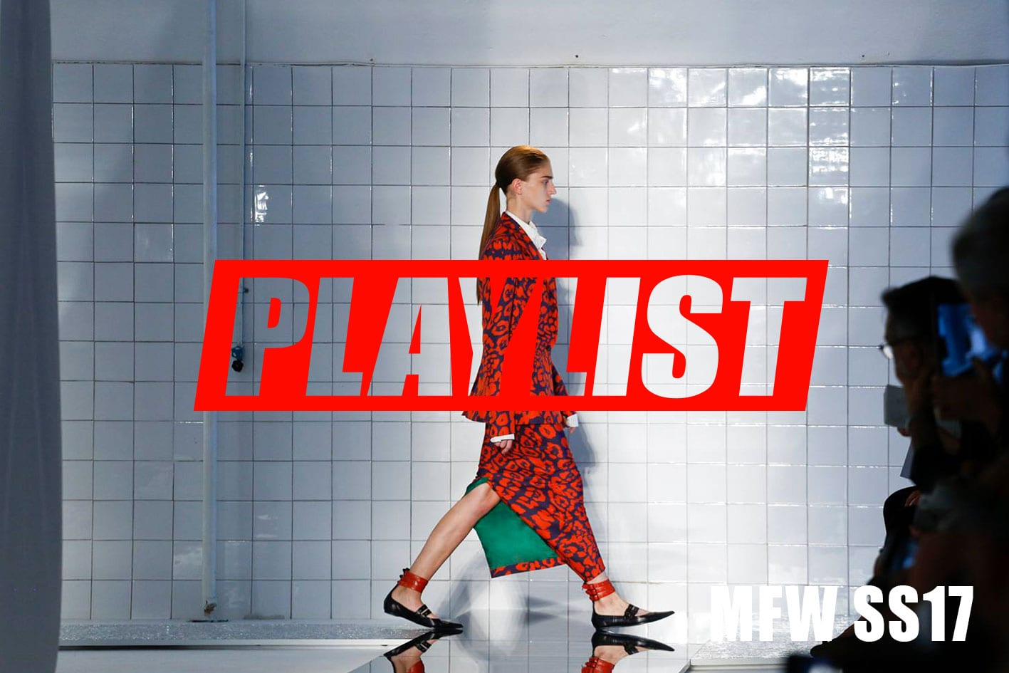 La Playlist De La Fashion Week De Milan SS17