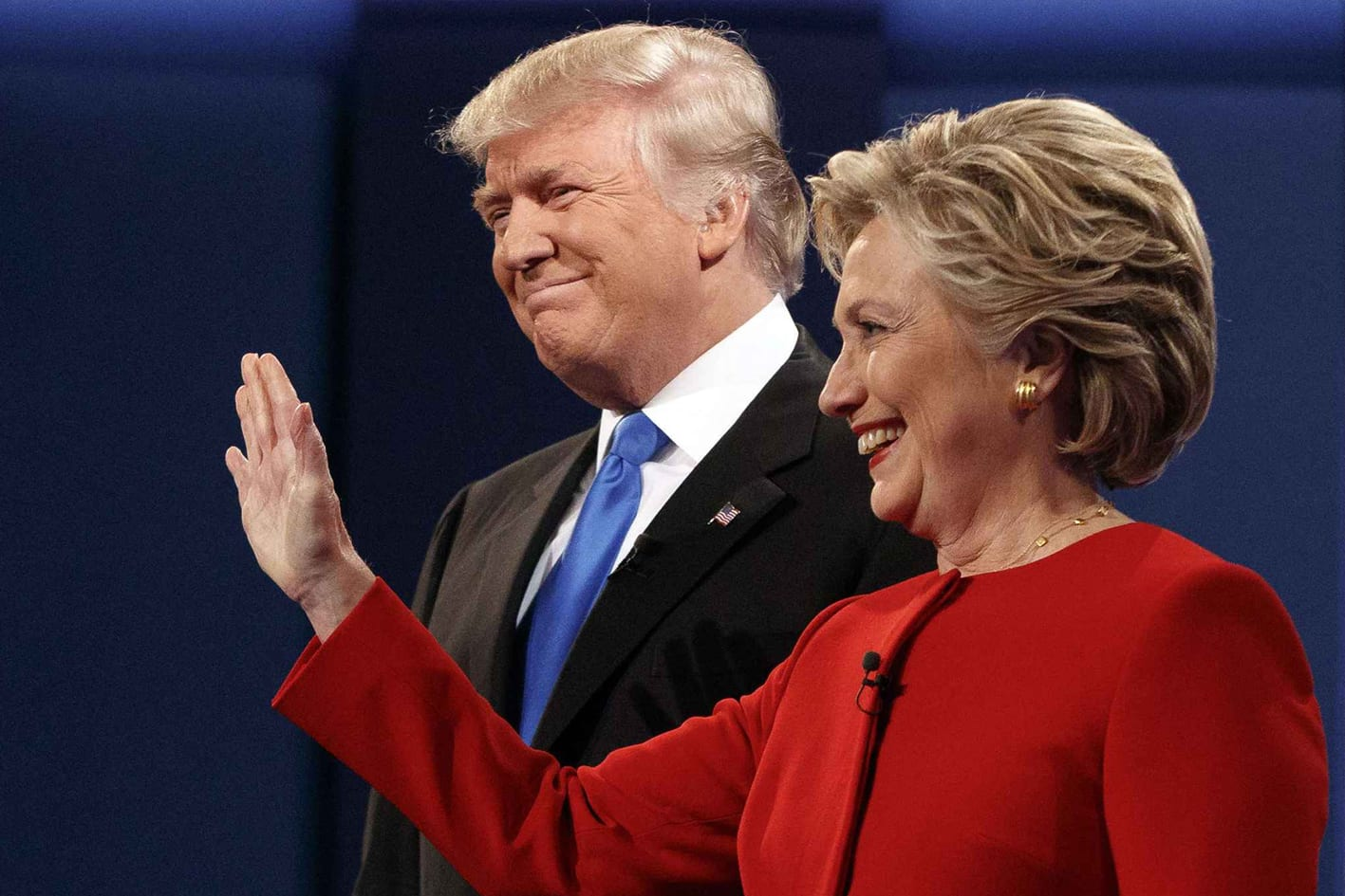 Trump Clinton Debate Antidote
