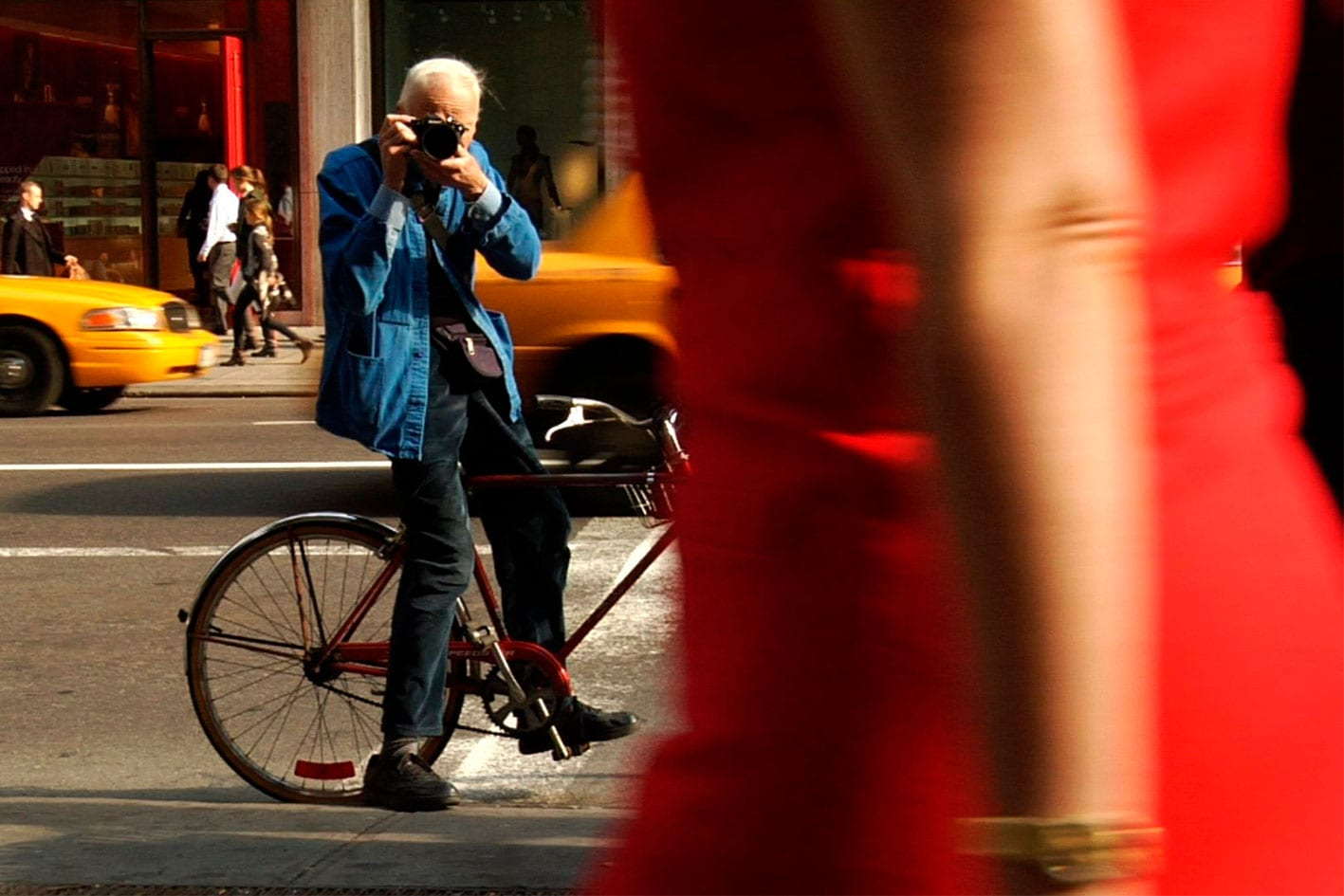 Bill Cunningham Antidote Photo Credit First Thought Films Zeitgeist Films