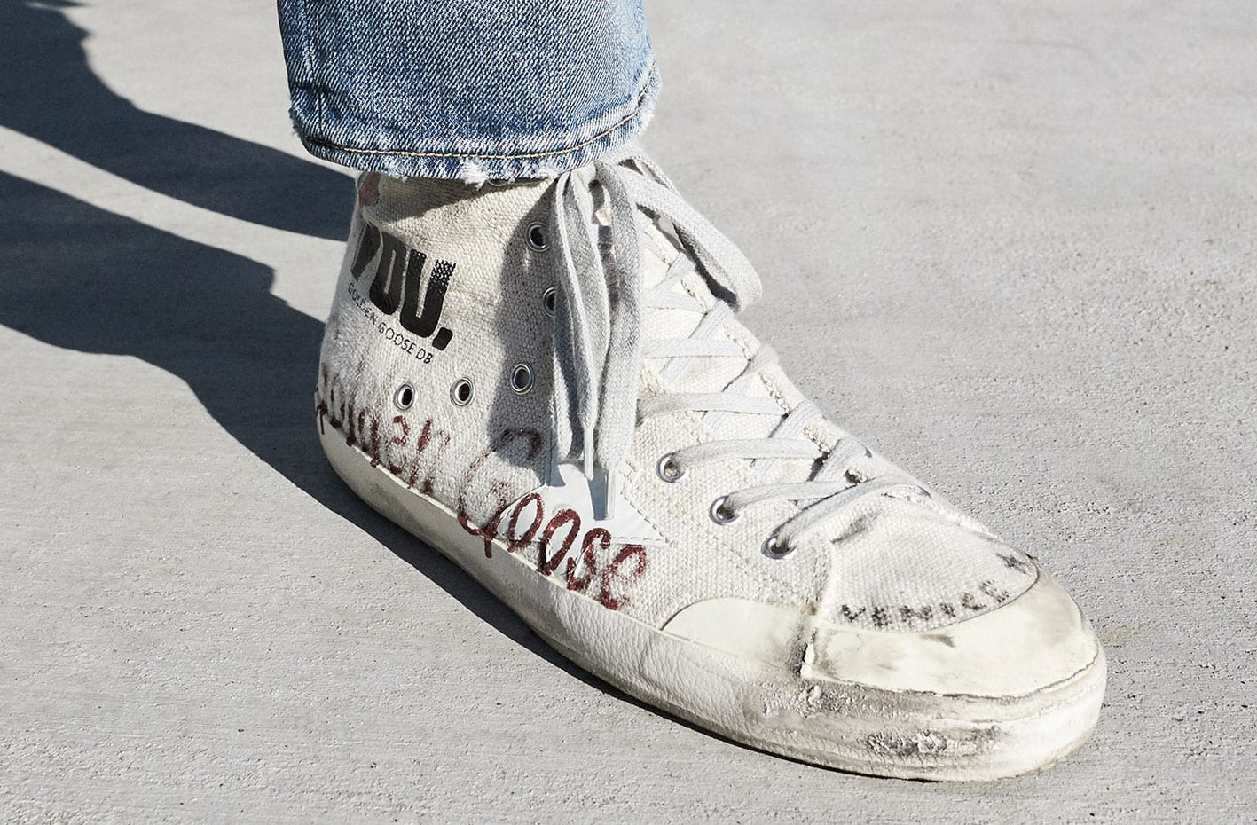 Quel Est Le Secret De Fabrication Des Sneakers Golden Goose Deluxe Brand ?