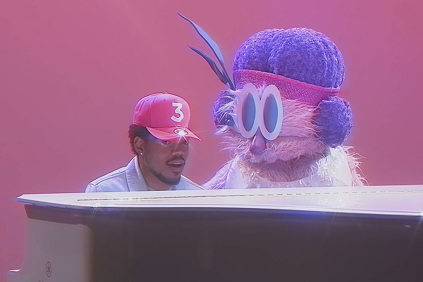 Le Nouveau Clip Psychédélique « Same Drugs » De Chance The Rapper