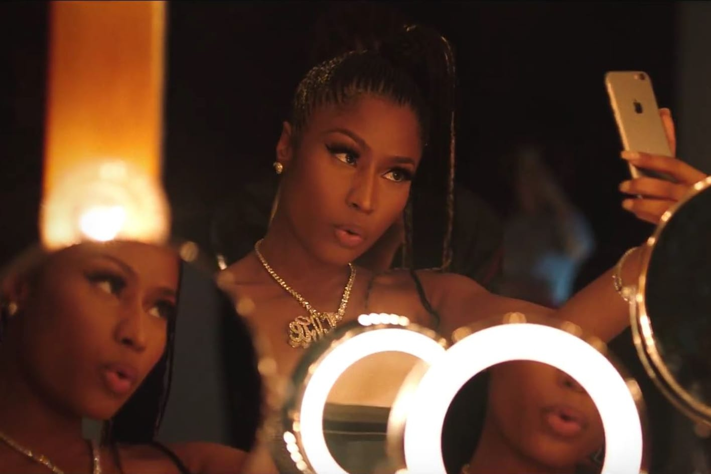 Run Up : Le Clip Addictif De Major Lazer Et Nicki Minaj Réalisé Par Le Collectif De Stromae