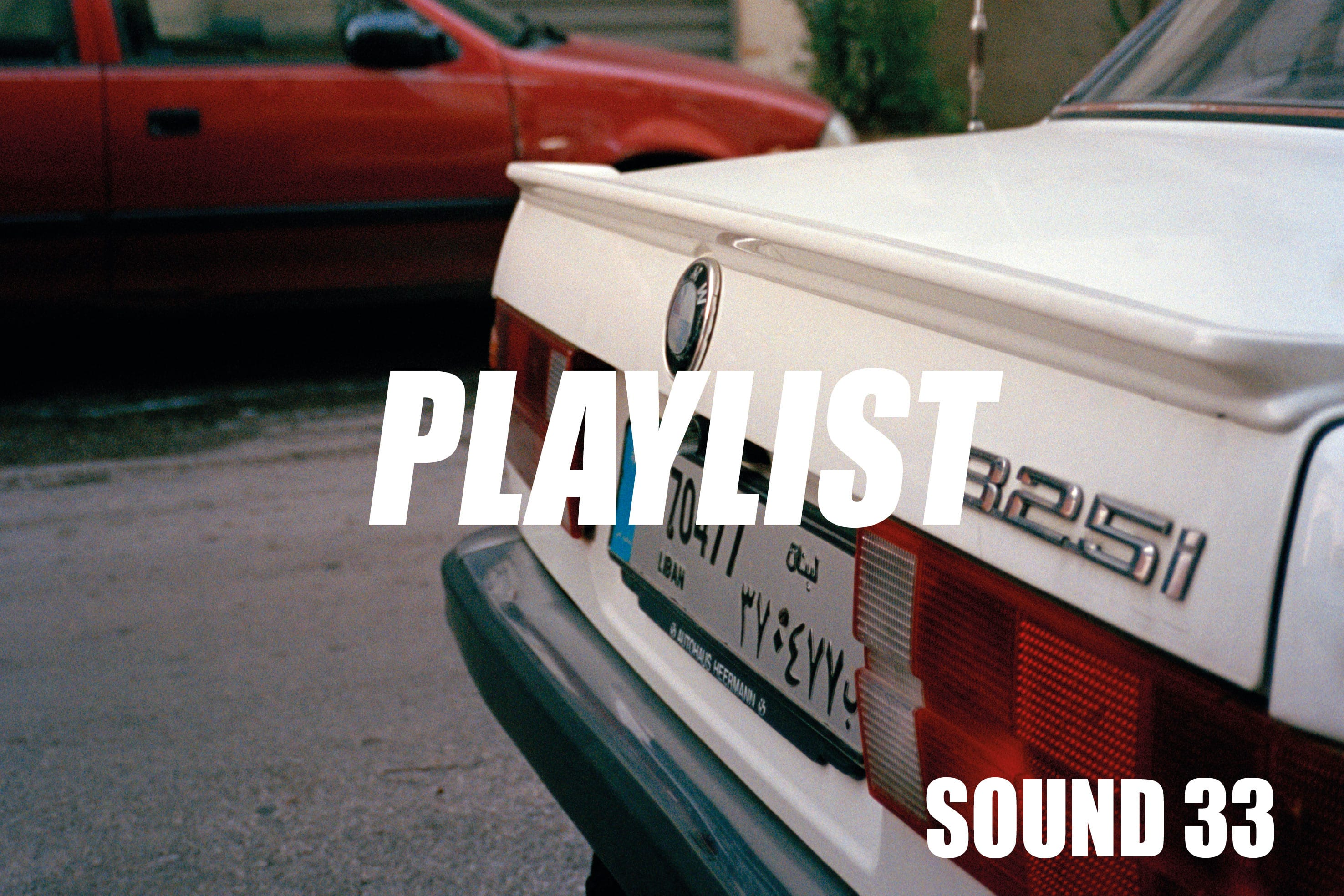 Sound 33 : La Playlist D'Eli Escobar Pour Antidote