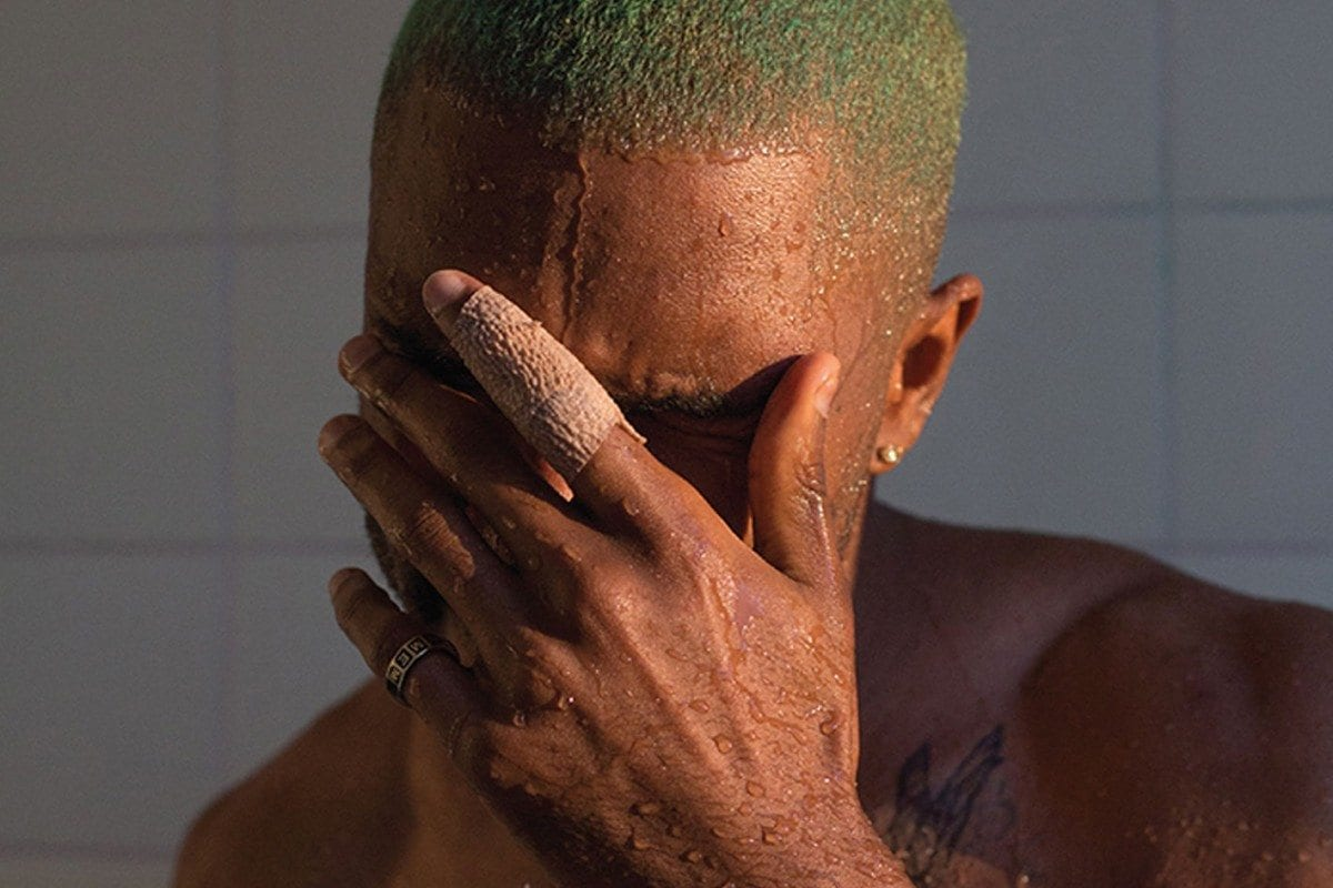 Frank Ocean Coming Out Wolfgang Tillmans Antidote
