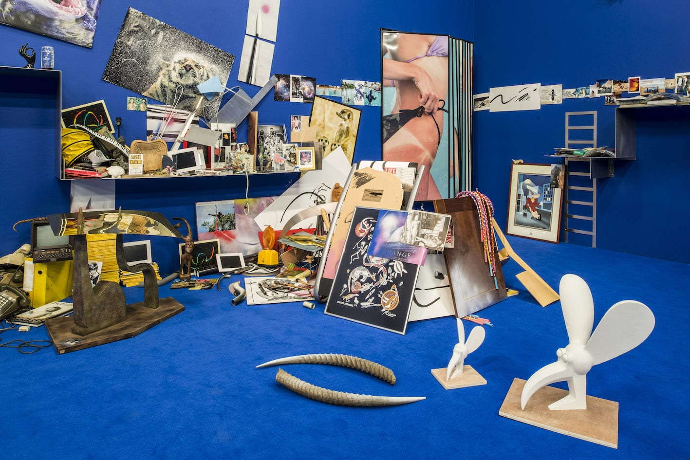 Days Are Dogs : Camille Henrot Investit Le Palais De Tokyo