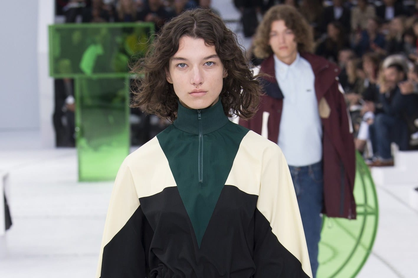 Lacoste Defile Paris Aw18 Antidote
