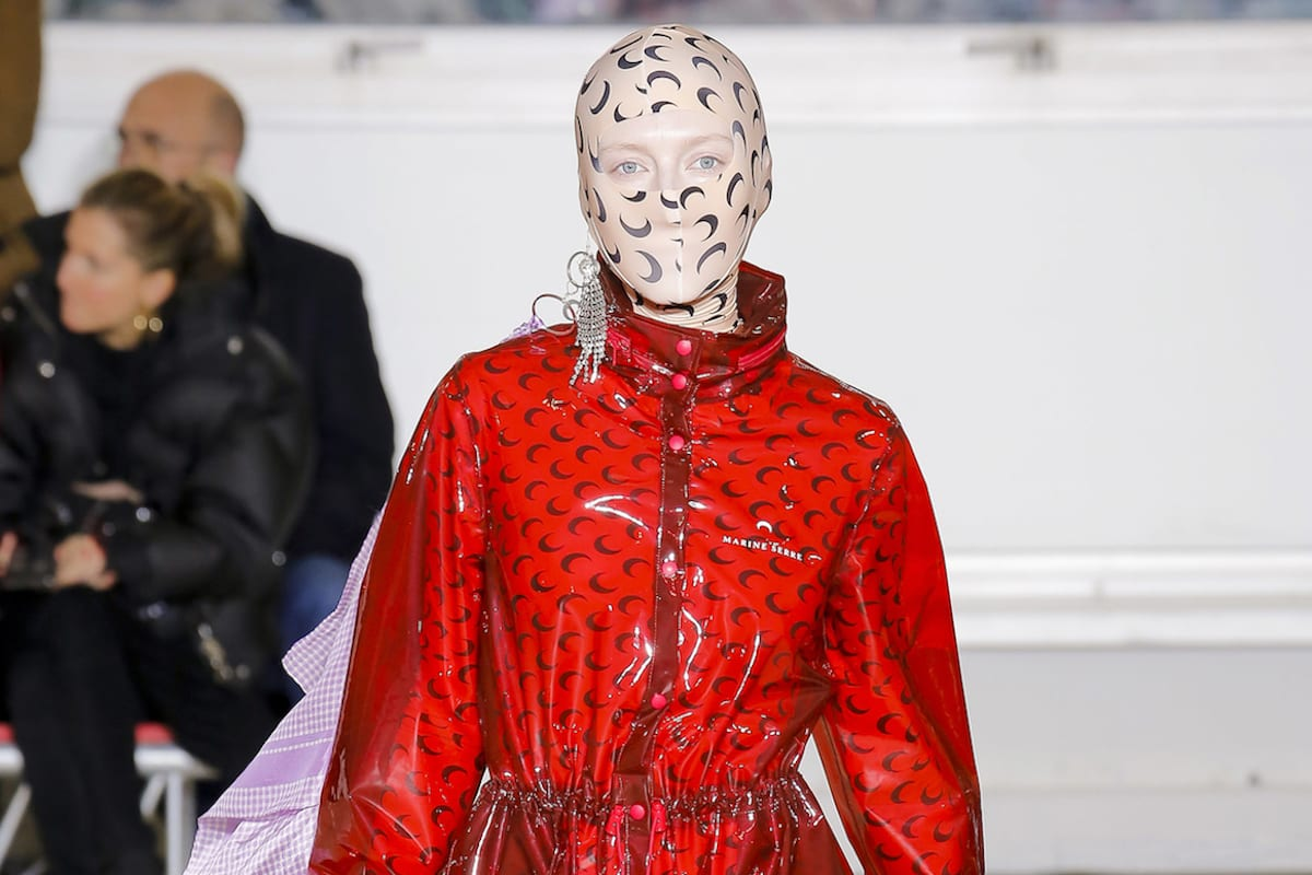 Marine Serre Paris Fashion Week Hiver 2018 Antidote