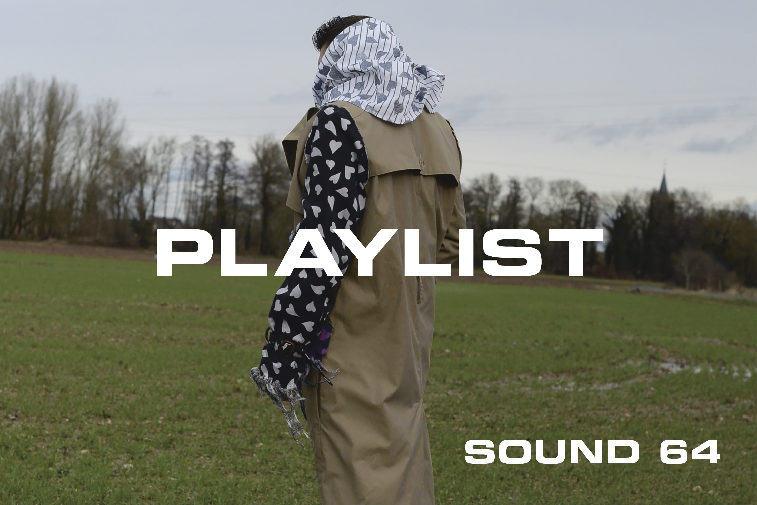 Sound 64 : La Nouvelle Playlist De You Man Pour Antidote