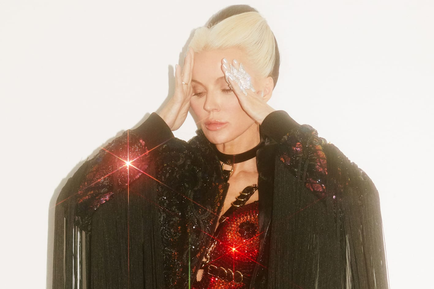 L'interview De Daphne Guinness : « La Perfection Me Dérange »