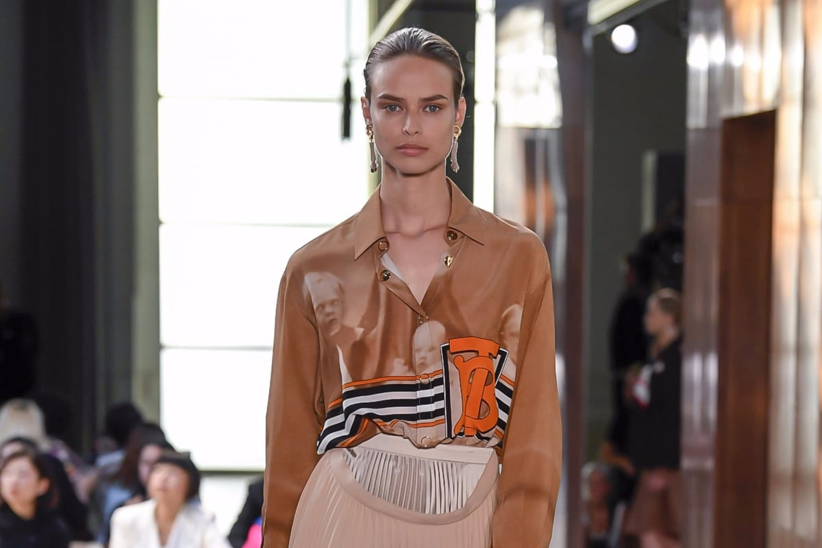 Burberry SS19 REPORT LONDRES FASHION WEEK ANTIDOTE MAGAZINE