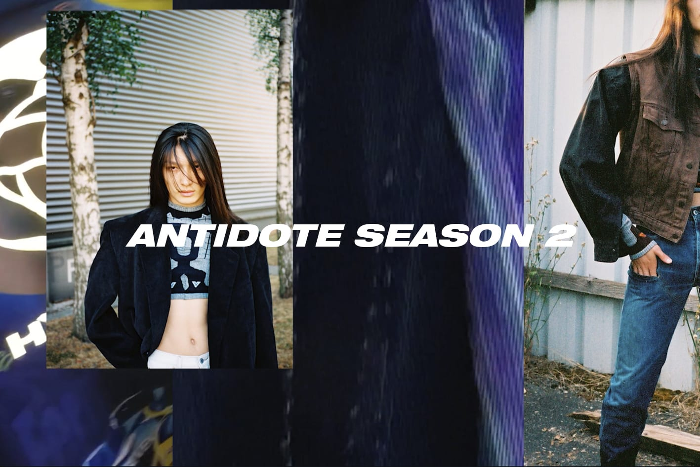 Antidote Dévoile Sa Nouvelle Collection De Vêtements : Antidote Season 2