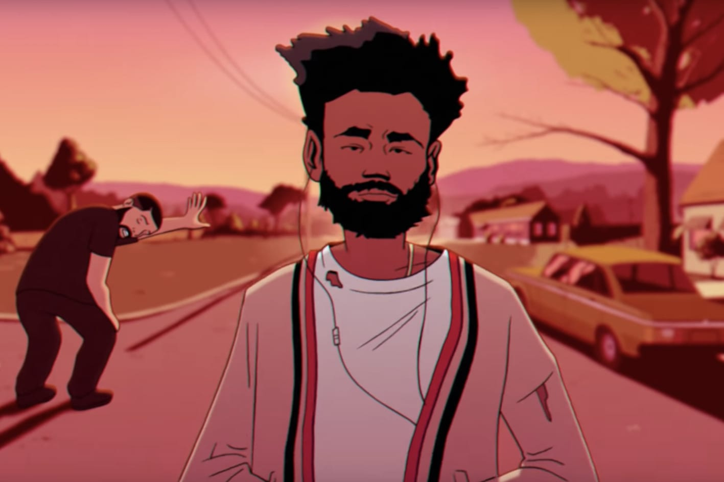 Childish Gambino Dévoile Le Clip Animé De « Feels Like Summer »