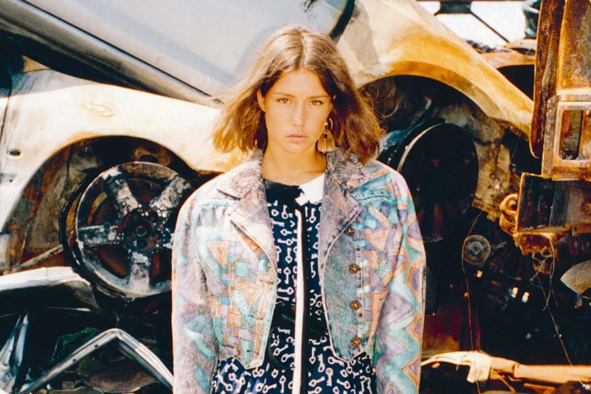 Home Adèle Exarchopoulos Louis Vuitton Antidote Magazine