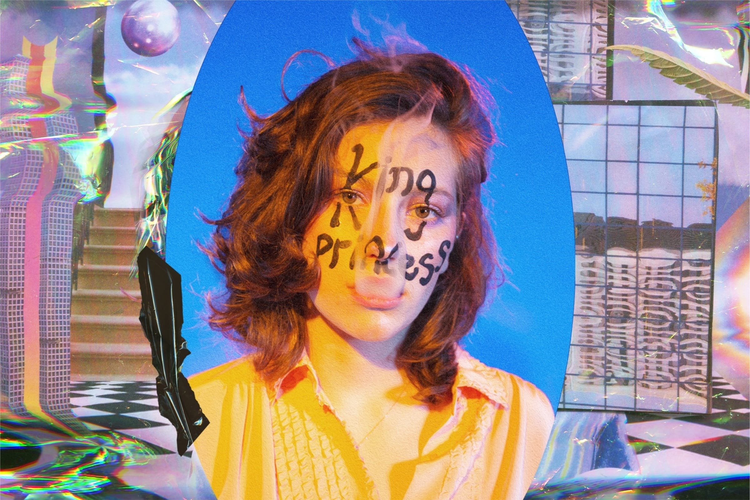 King Princess Antidote Magazine