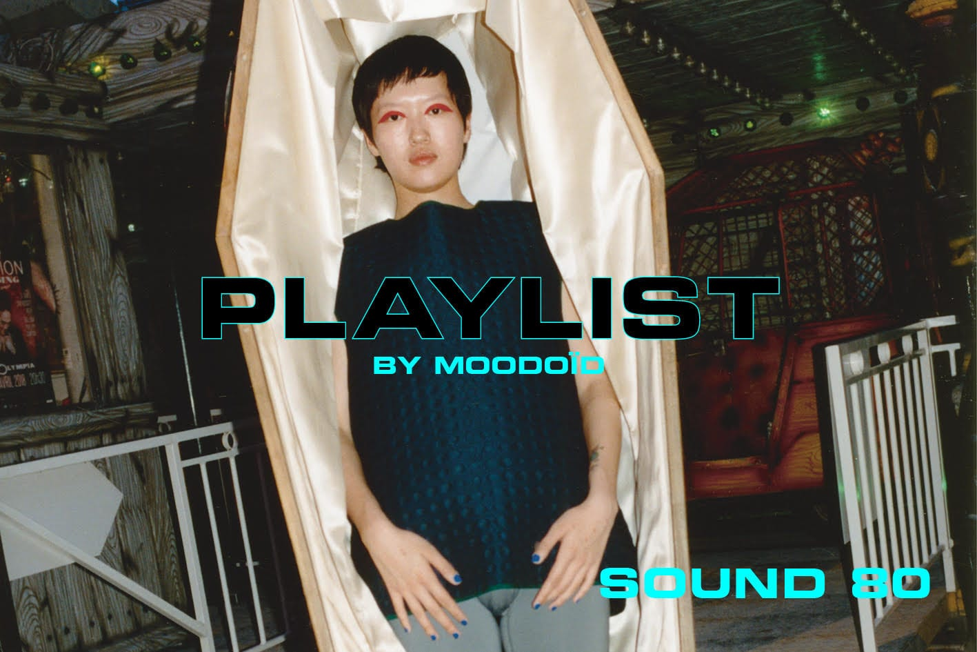 Sound 80 : L'ultime Playlist De Moodoïd Pour Antidote