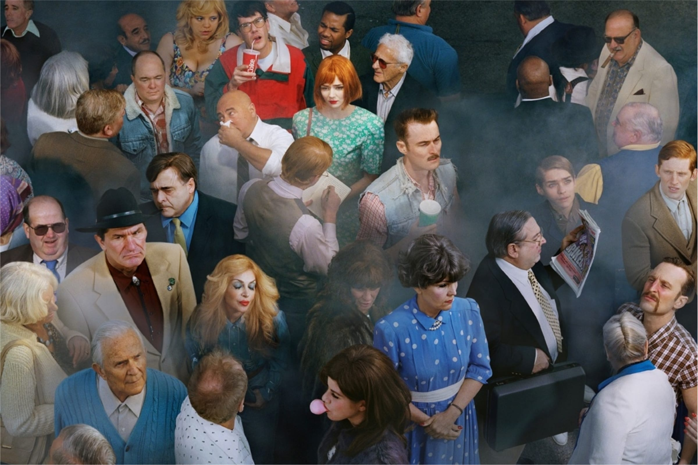 Home Alex Prager Face In The Crowd 2013 Antidote Magazine