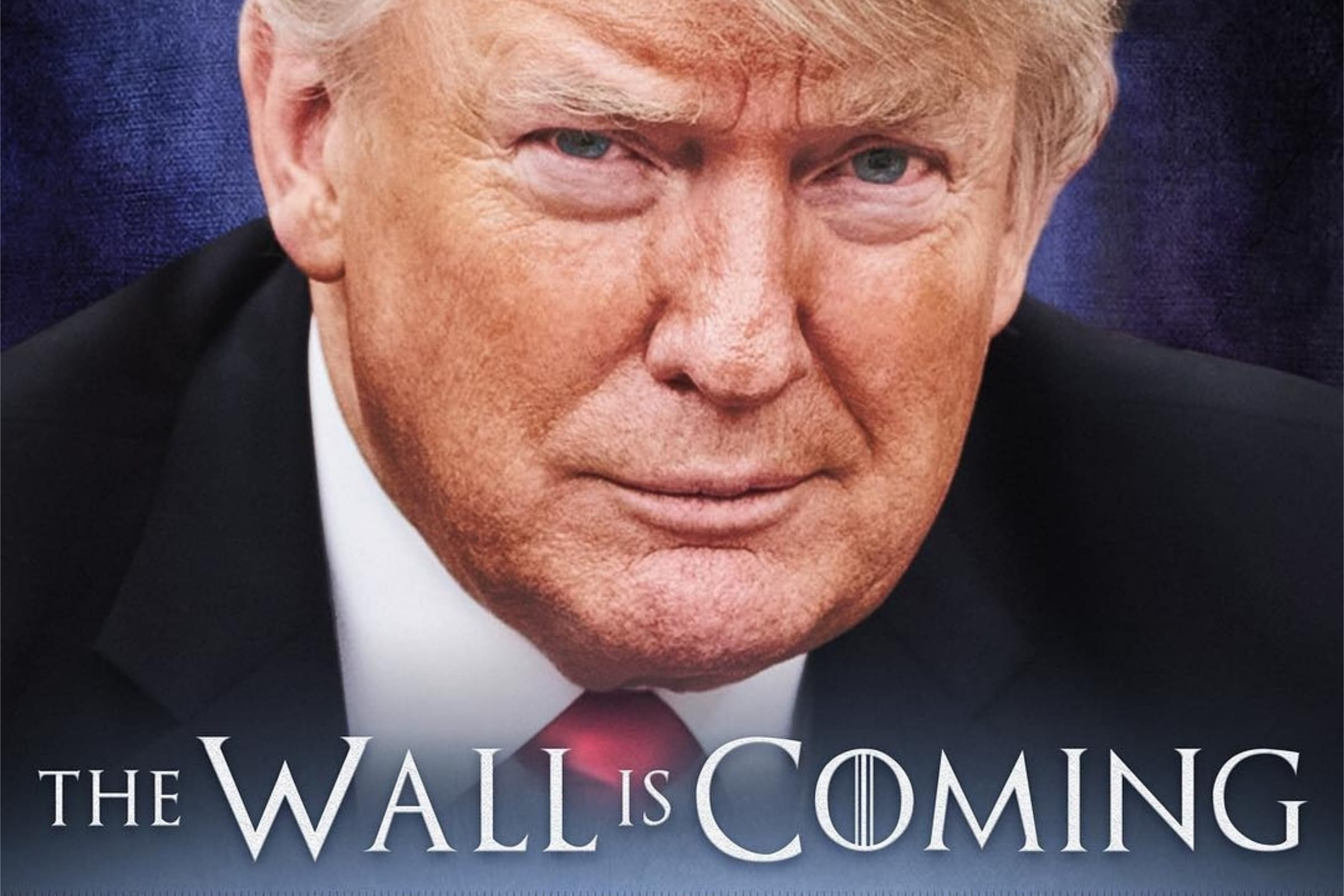 Home Donald Trump Meme Wall Is Coming Arme Politique Magazine Antidote