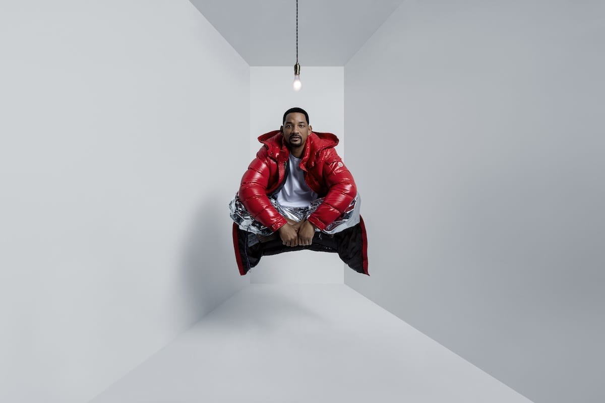 Moncler Enrôle Will Smith Pour Sa Nouvelle Campagne « Genius Is Born Crazy »