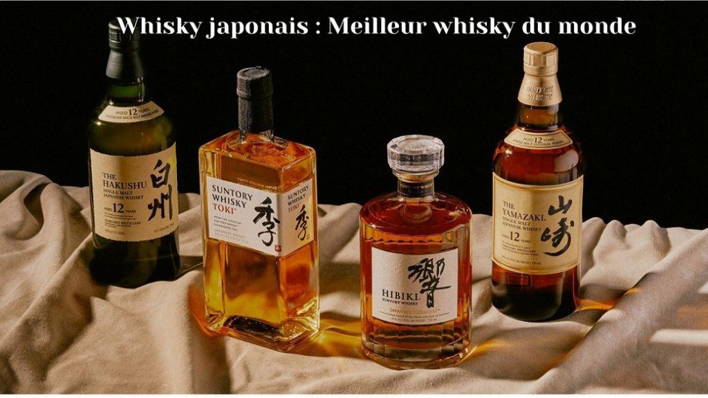 whisky japonnais