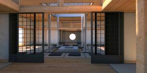 décoration intérieur japonais
