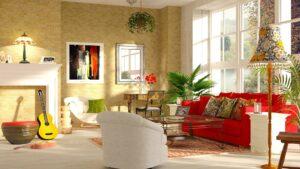 décoration bohémien