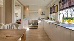 Optez pour du béton ciré dans votre cuisine !