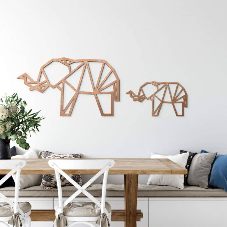 wanddeko-holz-mahagoni-furnier-origami-elefant-web