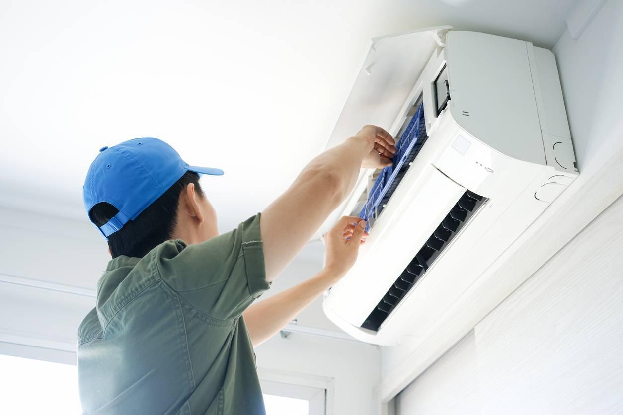 Climatisation installation