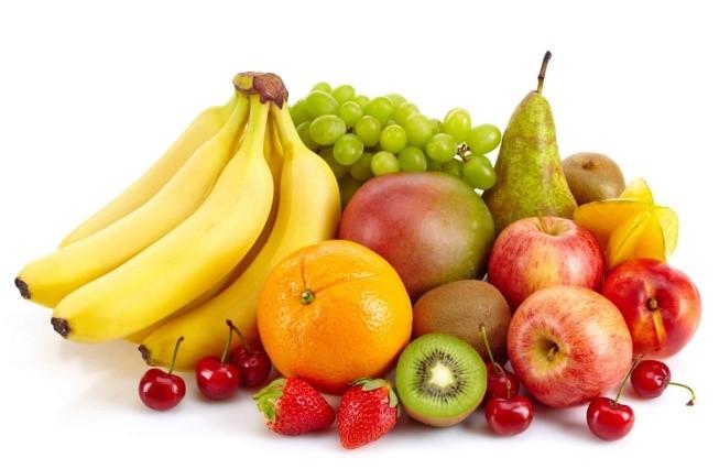 Masque Visage aux fruits